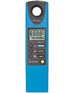 Luxímetro com Datalogger e Interface USB - Minipa MLM-1020