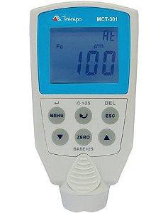 Medidor de Espessura - Minipa MCT-301