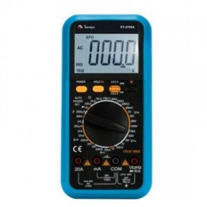 Multímetro Digital 4½D/ CAT III 600V / freq. - Minipa ET-2703A