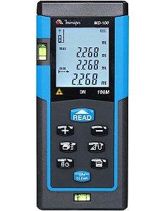 Medidor de distância laser até 100m - Minipa MD-100