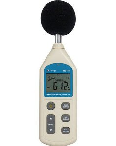 Decibelímetro Interface USB / Data Logger - Minipa MSL-1355B