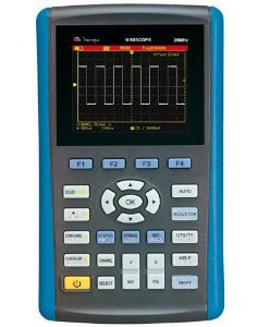 Osciloscópio Portátil 25MHz/Memória canal 12k pontos/ Interface USB/Data Logger - Minipa MINISCOPE