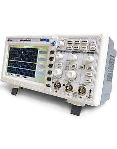 Osciloscópio Digital Minipa MVB-DSO 2 Canais 70MHz