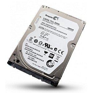 HD SEAGATE 500GB HIBRIDO 500GB + 8GB SSD SATA ST500LM000 PARA NOTEBOOK