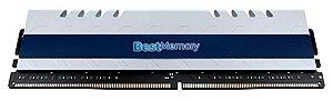 Memória 8GB DDR4 3000MHz Best Memory Highlander - Branca - BT-D4-8G-3000