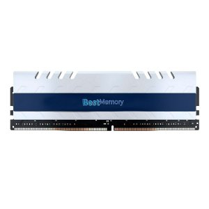 Memória 16GB DDR4 3000MHz Best Memory Highlander - Branca - BT-D4-16G-3000
