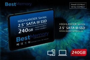 HD SSD 240GB - BTSDA-240G - Best Memory