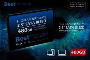 HD SSD 480GB - BTSDA-480G - Best Memory