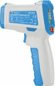 Termômetro Digital Infravermelho - Mira Laser -  -50~800ºC / Termopar - 50~500ºC - Minipa MT-350A