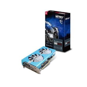 PLACA DE VIDEO SAPPHIRE RADEON RX 580 8GB NITRO+ SPECIAL EDITION DDR5 256BITS - 11265-21-20G