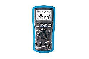 Multímetro Digital 5000contagens/cap./freq./temp. - MINIPA ET-2615A