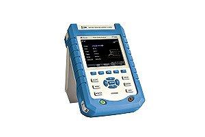 Analisador de Qualidade de Energia Classe S/ CAT IV 600V/ Flciker/ DIPS / SWELL/ In-Rush/ Interface LAN - MINIPA ET-5062