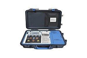 Megômetro CAT IV 600V / 15kV / Interface USB / Tensão de teste ajustável - MINIPA MI-2715