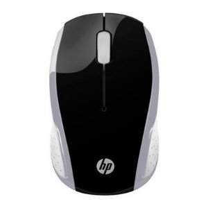 MOUSE SEM FIO HP X200 OMAN CINZA