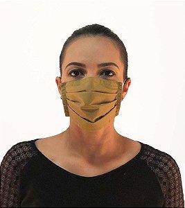 Máscara Dupla Descartável TNT 40 - 14.002 - Pacote 50 Unidades