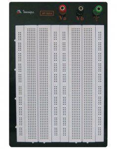 Protoboard 1680 furos Minipa MP-1680A