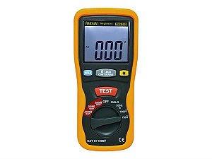 Megômetro Digital  Hikari HMG-550