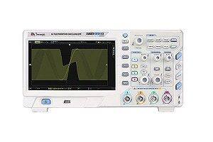 Osciloscópio Digital 4 canais Minipa MVB-DSO4 70Mhz