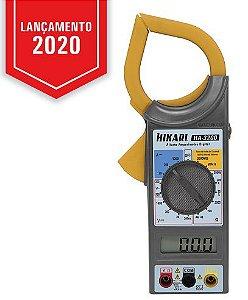 Alicate Amperimetro Digital Hikari HA-3200