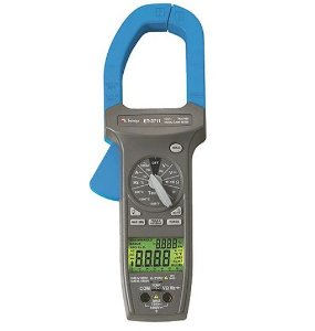Alicate Amperimetro Digital, 6600 contagens, True RMS - Minipa ET-3711