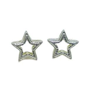 Brinco estrela alto