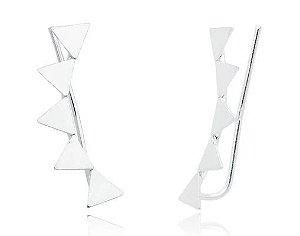 Earcuff triângulos