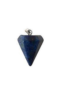 Pingente lápis lazuli v