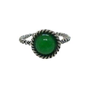 Anel jade corda