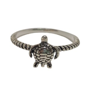 Anel tartaruga