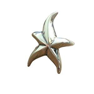 Anel estrela do mar lisa
