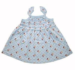 Vestido Bebê com Sorvetinhos