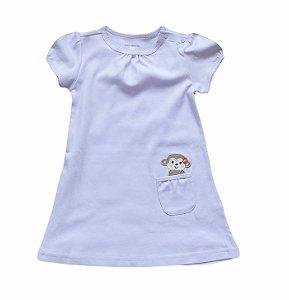Vestido Bebê Lilás