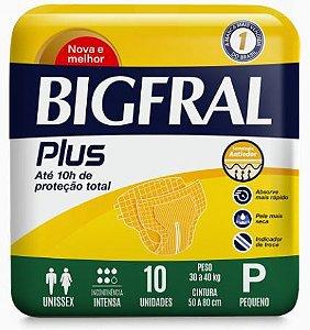 FRALDA GERIÁTRICA BIGFRAL PLUS