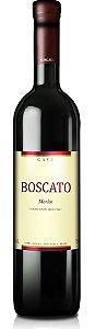 Vinho Boscato  Cave Merlot 750ml SAFRA 2016