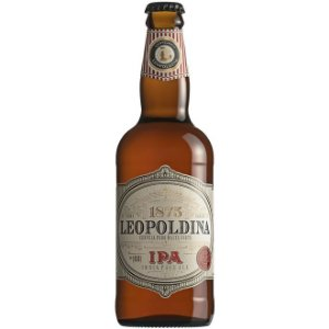 Cerveja Leopoldina India Pale Ale 500ml