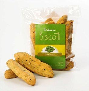 Biscoito Itallinni Manjericão