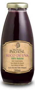 Suco de Uva Tinto Integral 300ml