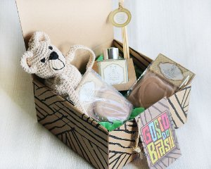 Kit Difusor Baby Dreams com urso de porta