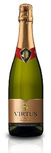 Espumante Virtus Brut 750ml - Caixa com 06 unidades