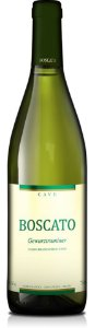 Vinho Boscato Cave Gewurztraminer 750ml  - Caixa com 06 unidades
