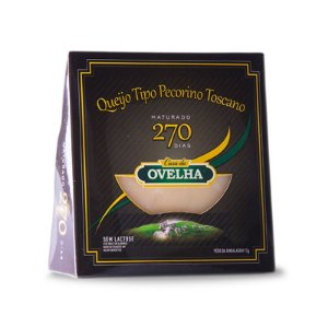 Queijo Pecorino Toscano 100g Casa da Ovelha