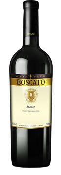 Vinho Boscato Gran Cave Merlot 750ml