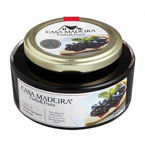 Calda Vinho & Fruta Cabernet Sauvignon e Mirtilo 240g