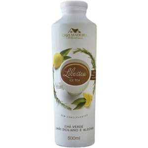 Chá Verde Com Limão Siciliano e Alecrim 500 ml