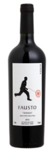 Vinho Fausto Pizzato Tannat 750ml