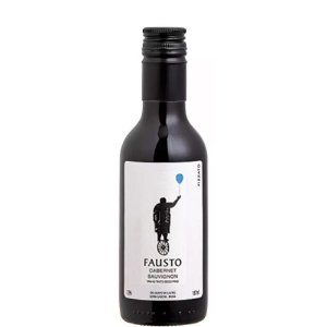 Vinho Fausto Cabernet Sauvignon 187ml