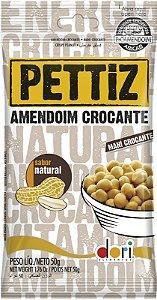 Pettiz amendoim crocante 50g