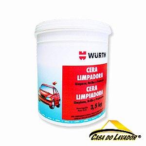 Cera Limpadora Serie Ouro Wurth 200g