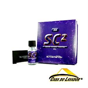 Vitrificador 9H SC2 - SHIELD CERAMIC COATING 20ML SI02 Autoamerica
