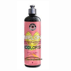 Shampoo Melon Colors ROSA 500ML Easytech
